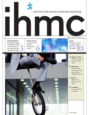 IHMCNewslettervol1iss3