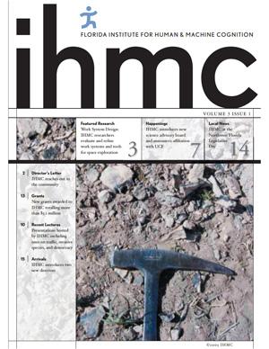 IHMCNewslettervol3iss1