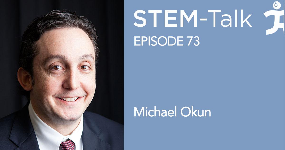 IHMC STEM-Talk Episode 73 with Michael Okun