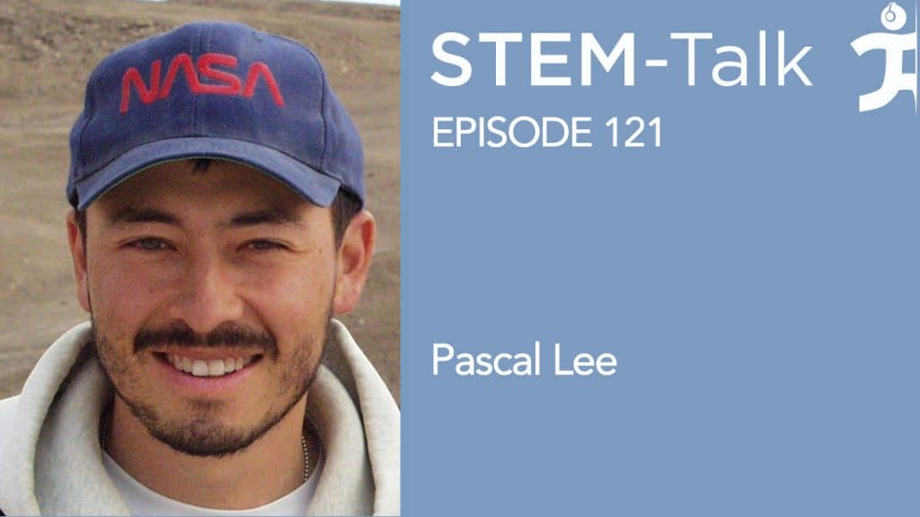 Episode 121: Pascal Lee on the Mars mission and our search for alien life in the galaxy