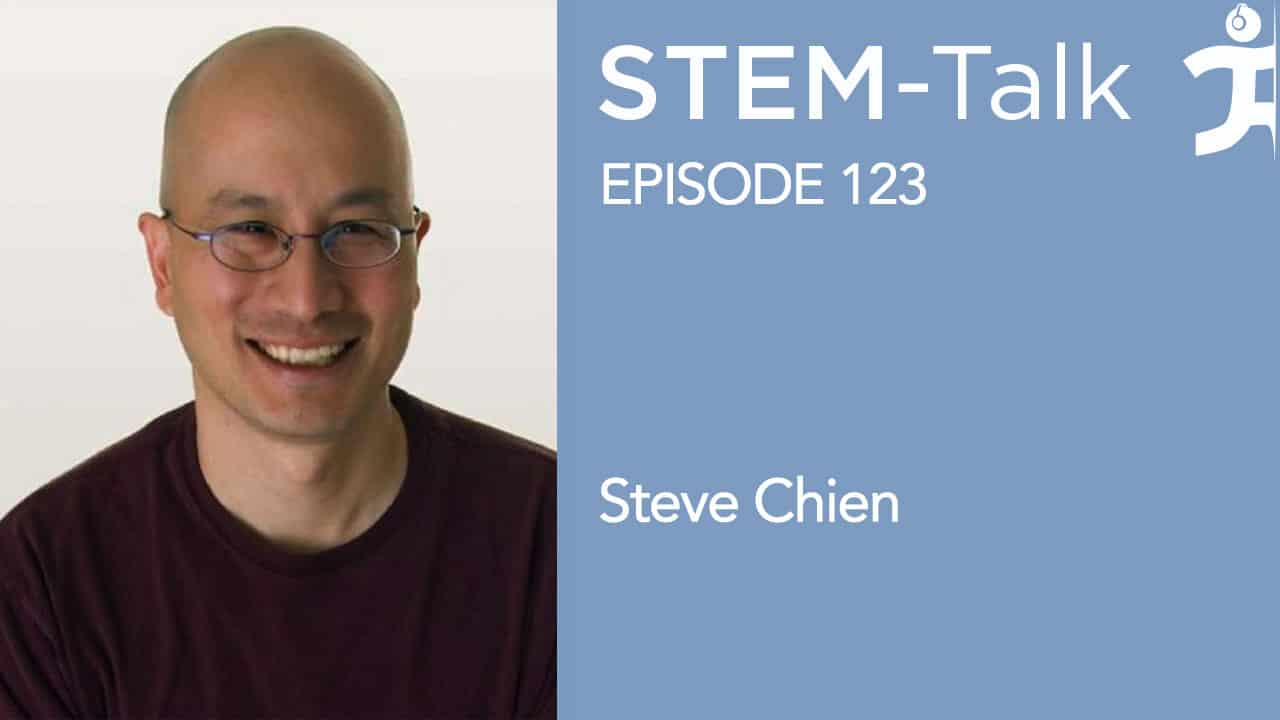 Episode 123: Steve Chien talks about AI, Mars rovers, and the possibility of intelligent alien life